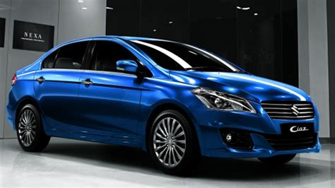 Suzuki Ciaz Wallpapers by Official Maruti Suzuki Ciaz To Be Sold Through Nexa From