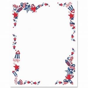 Fourth of july 4th of july free clip art borders - Clipartix