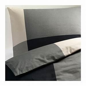 Ikea Bettwäsche 200x200 : brunkrissla povle en na dvoul ko 200x200 50x60 cm ikea ~ Michelbontemps.com Haus und Dekorationen