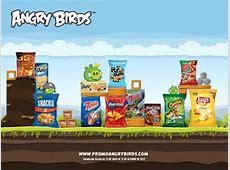 PepsiCo lanza promo protagonizada por Angry Birds