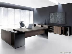 Bureau Moderne Design : mobilier bureau moderne recherche bureau pas cher lepolyglotte ~ Teatrodelosmanantiales.com Idées de Décoration