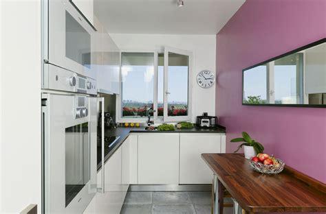 cuisine couloir le cas de la cuisine couloir