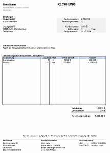 Kfz Steuer Mahnung Ohne Rechnung : vorlage rechnung kleingewerbe rechnung kleingewerbe ~ Themetempest.com Abrechnung