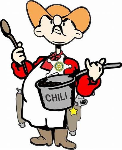 Chili Cook Clipart Template Clip Certificate Cookoff