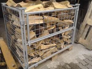 Kiste Für Brennholz : gitterbox holz industriewerkzeuge ausr stung ~ Whattoseeinmadrid.com Haus und Dekorationen