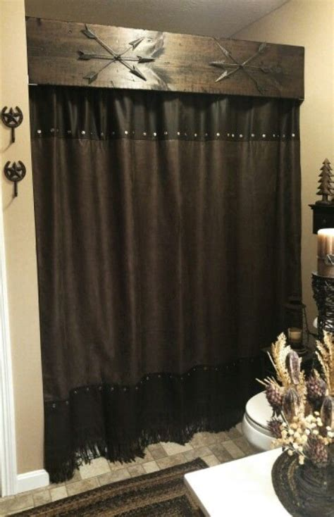 25 best ideas about industrial shower curtain rods on
