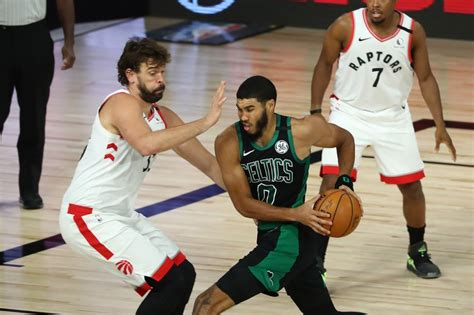 NBA Playoffs 2020 Recap: Raptors crumble in Game 1, lose ...