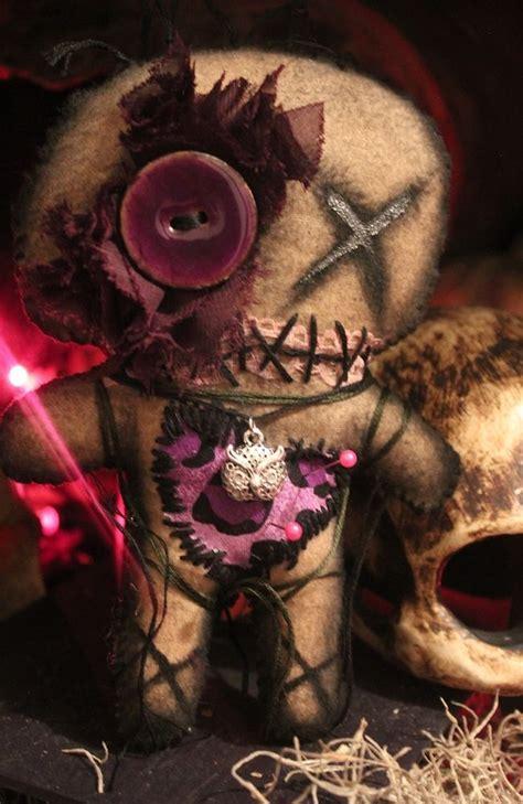 New Orleans Creepy Voodoo Dolls