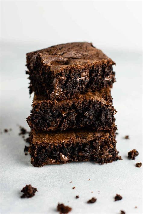 cake mix brownies recipe build  bite