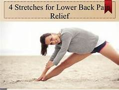Stretches for Lower Back Pain Relief  Lower Back Stretches For Pain Relief