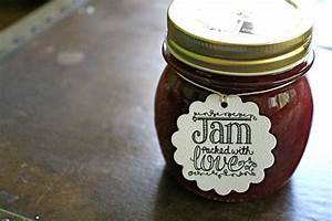 fabulous wedding favors for eco friendly couples our With jelly jar labels for wedding favors