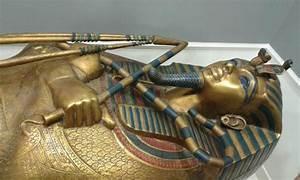 Sarcófago de Tutankamón: fotografía de Museo Liceo Egipcio, León TripAdvisor