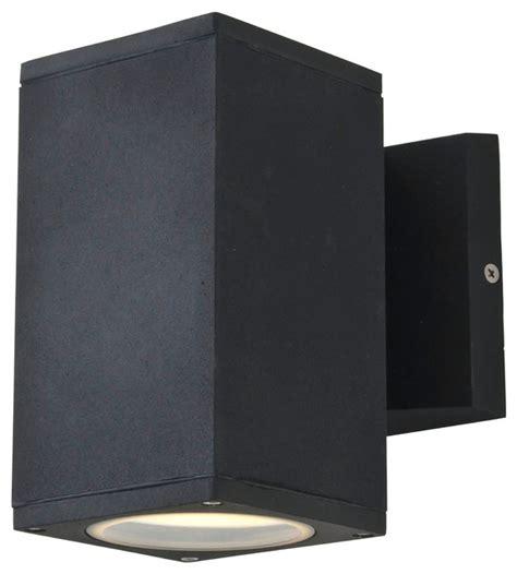 outdoor sconce matte black modern outdoor wall lights