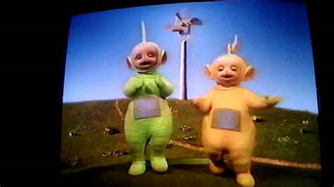 Nursery Rhymes Vhs by Opening To Dance With The Teletubbies 1999 Vhs Youtube