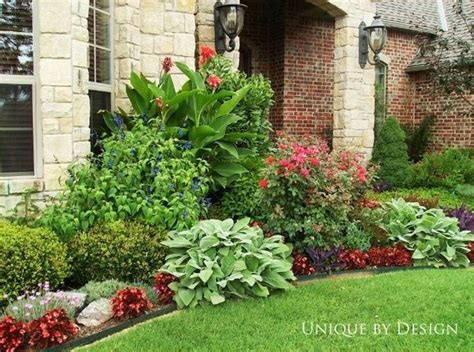 small bushes for flower beds 333 best images about landscaping on pinterest shade garden plants and fall containers