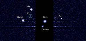 Vulcan tops vote to name Pluto moons - BBC News