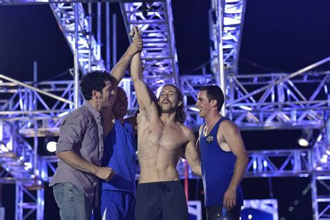ninja warrior american caldiero isaac winner seasons names competitors finally noah brian kauffman champion nbc arnold ever finals pictured vegas