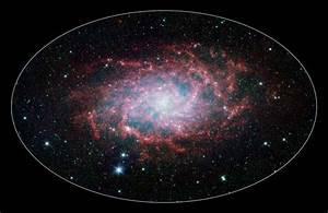 Space Images | M33: A Close Neighbor Reveals its True Size ...