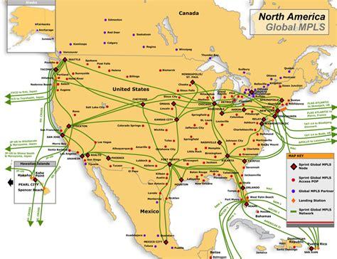 Network Maps: USA Longhaul | Telecom Ramblings