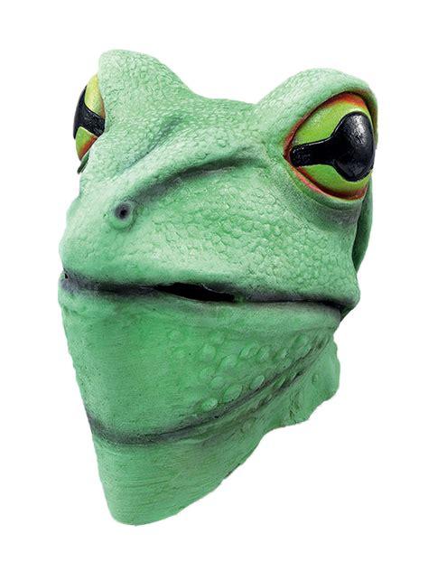 frog mask bm fancy dress ball
