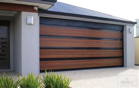 modern ideas  designs  garage doors pouted