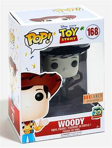 Funko Pop Toy Story – Woody (Box Lunch Exclusive) – Plush ...