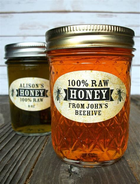 personalized canning labels for jars