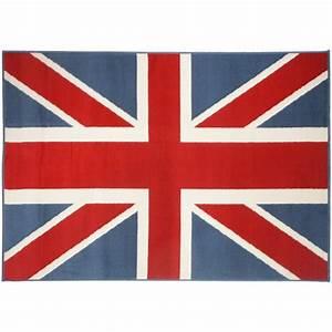 Salon En Anglais : tapis salon urban drapeau anglais union jack un achat vente tapis cdiscount ~ Preciouscoupons.com Idées de Décoration