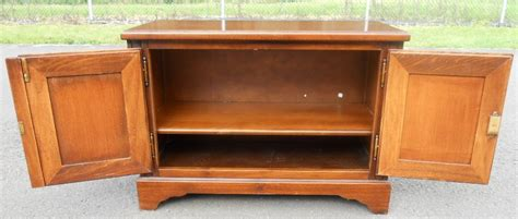 antique kitchen cabinets small mahogany low cupboard 1275