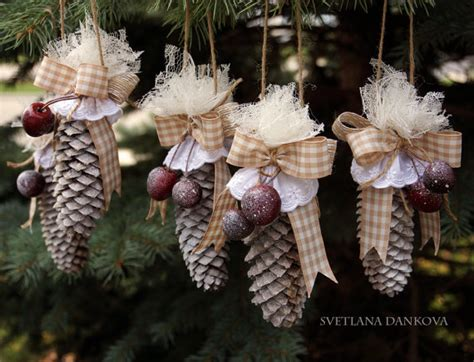 Rustic Pine Cone Christmas Ornament... These Are 4-sale Monkey Baby Shower Ideas Woodland Theme Mother To Be Sash 3d Invitations Free Printables For Games Food Boy Favors Plan