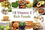 Полезен ли витамин е для потенции