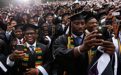 study shows african american students  choosing
