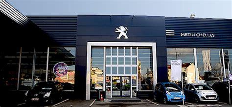 Metin Sa Chelles, Garage Et Concessionnaire Peugeot à