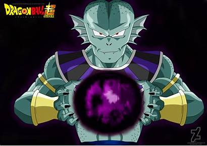 Universe Destruction God Geene Dragon Ball Deviantart