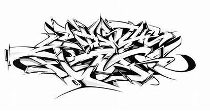 Sketch Battle Wildstyle Graffiti Dope Lettering Clean
