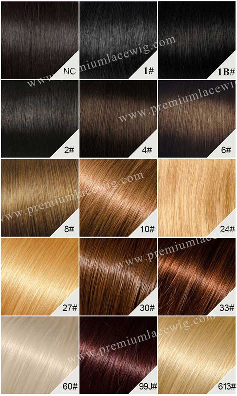 color chartinformation charthelpsystempremium lace