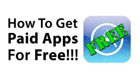 how to get free paid apps on iphone how to get paid apps for free no jailbreak 100