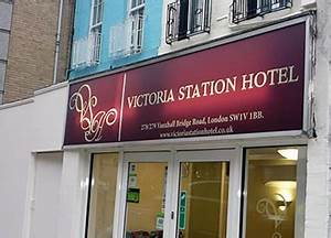 JFK Hotel Signs London