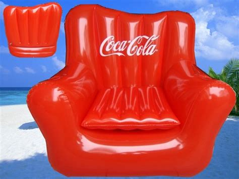 inflatable chair sofa coca cola  cooler buy china