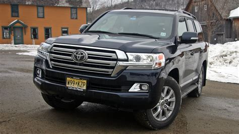 Review Toyota Land Cruiser by 2019 Toyota Land Cruiser New Review A Big Capable