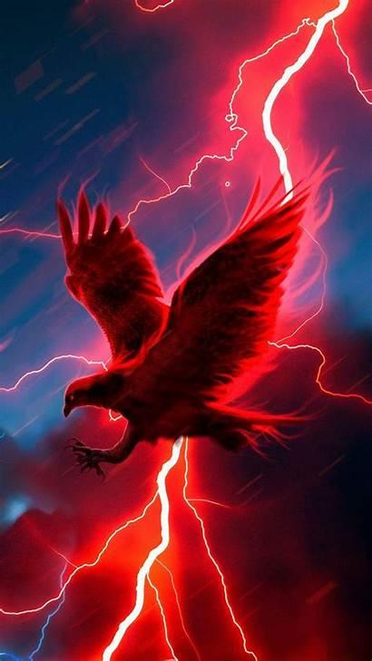 Iphone Raven Thunder Revolucionarios Reales Fandom King
