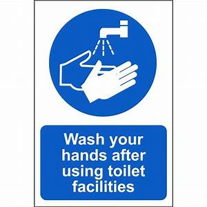 Wash your hands after going to the bathroom home design for Not washing your hands after using the bathroom