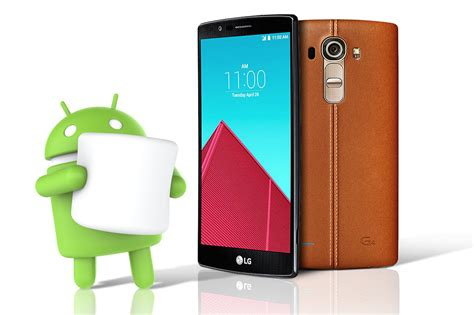 lg android update lg g4 is quot world s quot to get android 6 0 marshmallow