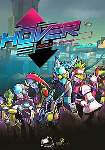 Hover Revolt Of Gamers Steam Key For Pc Mac And Linux
