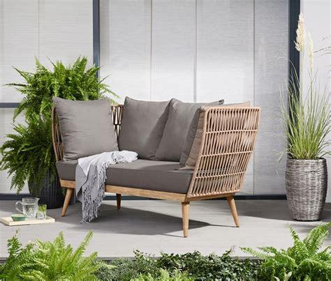 lounge sofa 187 premium 171 mit textilgeflecht wohnzimmer