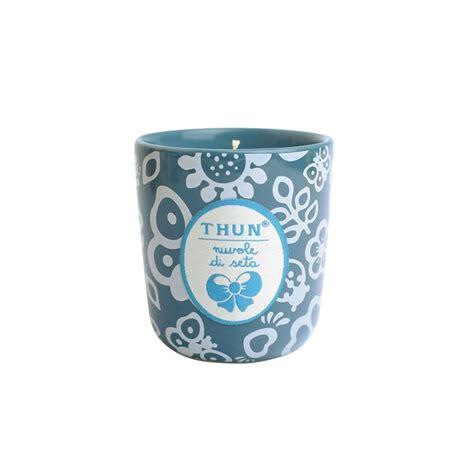 Candele Thun by Candela In Vasetto Piccola Quot Nuvole Di Seta Quot Thun Idea