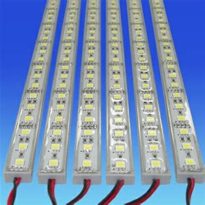 outdoor 5050 waterproof led rigid strips haichang optotech