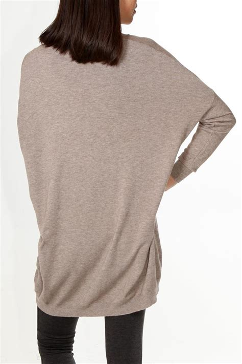 slouchy sweater dreamers oversized slouchy sweater from los angeles by
