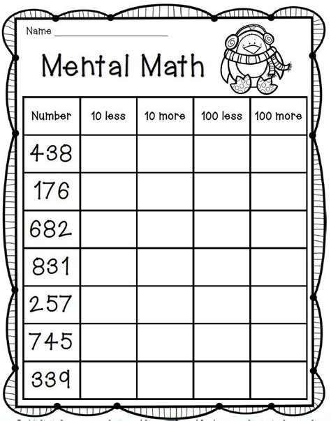 25+ Best Ideas About Mental Math Strategies On Pinterest  Math Strategies, Math Addition Games