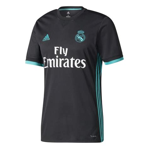 maillot real madrid ext 233 rieur 2017 18 sur foot fr